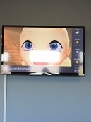 New Waiting Room Display